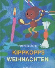 Marék Veronika: Kippkopps Weihnachten (Kippkopp karácsonya német nyelven)
