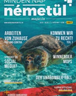 Minden Nap Németül magazin 2019. július