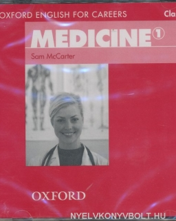 Medicine 1 - Oxford English for Careers Class Audio CD