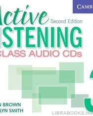 Active Listening 3 Class Audio CDs 2nd Edition