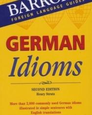 Barron's Germam Idioms Second Edition