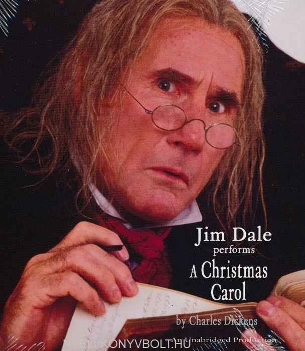Charles Dickens: A Christmas Carol - Audio Book (3CDs)