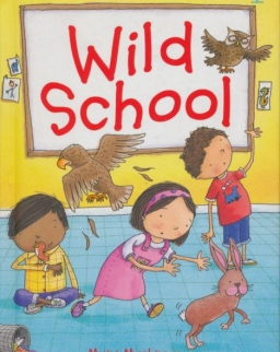 Wild School - Usborne Very First Reading