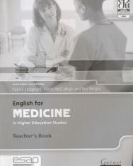 English for Medicine in Higher Educational Studies Teacher's Book