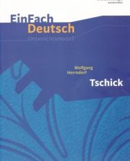 WolfgangHerrndorf: Tschick EinFach Deutsch Unterrichtsmodelle
