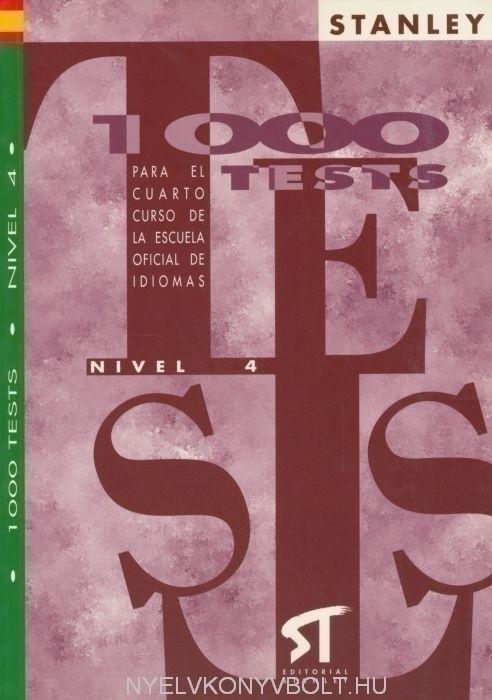 1000 Tests Espanol - Nivel 4