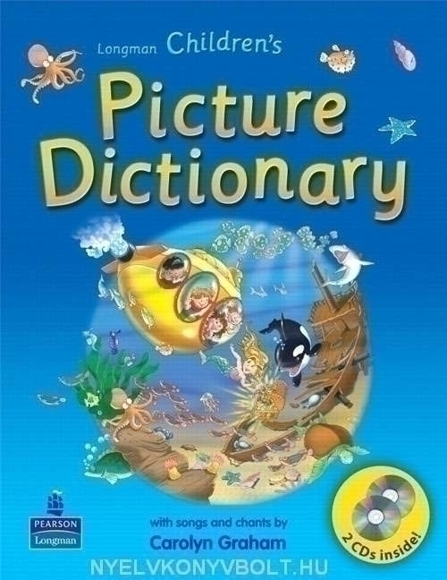 Longman Children's Picture Dictionary with Audio CDs (2)