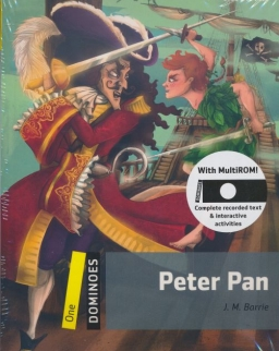 Peter Pan with MultiRom - Oxford Dominoes Level One
