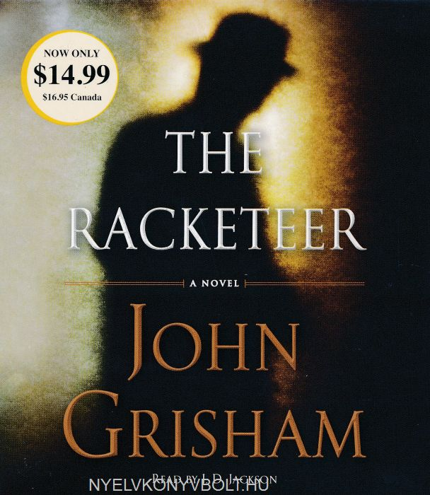 John Grisham: The Racketeer - Audio Book (5CDs)