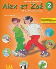 Alex et Zoé et compagnie niveau 2 Méthode de Francais Nouvelle Édition