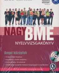 Nagy BME nyelvvizsgakönyv - Angol középfok (B2) MP3 CD melléklettel 3. kiadás