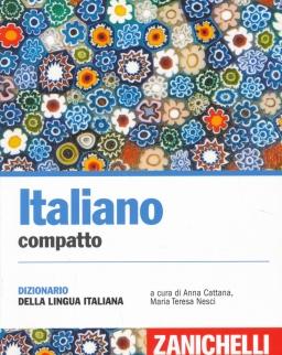 Italiano compatto - Dizionario della lingua italiana