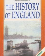 The History of England - La Spiga  Intermediate Readers Level B1-B2