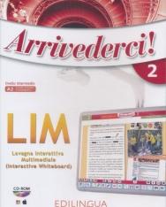 Arrivederci! 2 - Software per la lavagna interattiva multimediale (LIM) CD-Rom