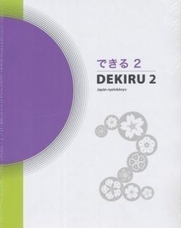 Dekiru 2 - Japán nyelvkönyv. Audio CD (2) és szószedet mellékletekkel