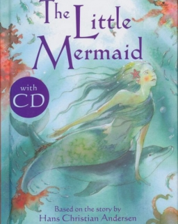 The Little Mermaid (Book with CD) - Usborne Young Reading Series One