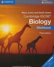 Cambridge IGCSE Biology Third Edition Workbook