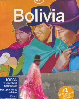 Lonely Planet - Bolivia Travel Guide (10th Edition)