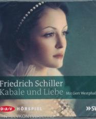 Friedrich Schiller: Kabale und Liebe: Hörspiel Audio-CD