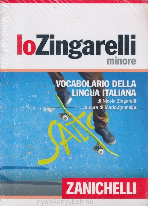 lo Zingarelli minore - Vocabolario della lingua italiana