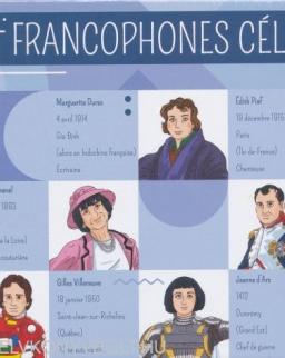 ELI Language Games: Francophone célebres