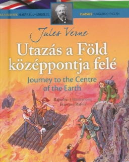 Jules Verne: Journey to the Centre of the Earth - Utazás a Föld középpontja felé