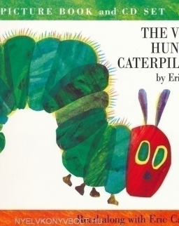 The Very Hungry Caterpillar Book with Audio CD