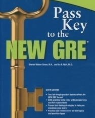Barron's Pass Key to the New GRE 6th edition