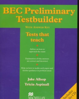 BEC Preliminary Testbuilder + Audio CD