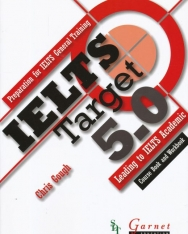 IELTS Target 5.0 - Preparation for IELTS General Training Student's Book and Workobook with  Audio DVD and Sample Testsrkbook