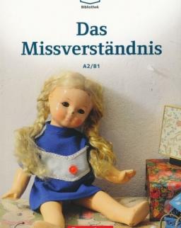 Das Missverständnis - Die DAF Bibliothek Stufe A2/B1 - Audios online