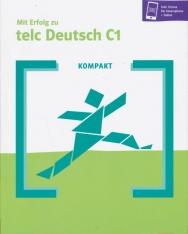 Mit Erfolg zu telc Deutsch C1 Kompakt + Online-Angebot