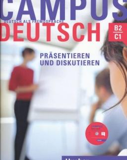 Campus Deutsch Präsentieren und Diskutieren B2-C1 mit CD