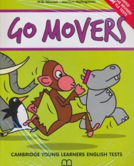 Go Movers (2018 Exam) Student's Book with MP3 Audio CD