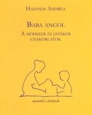 Baba angol - A módszer és játékos gyakorlatok