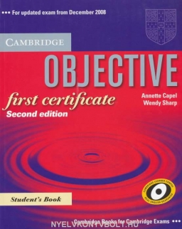 Objective First Certificate Student's Book Second Edition