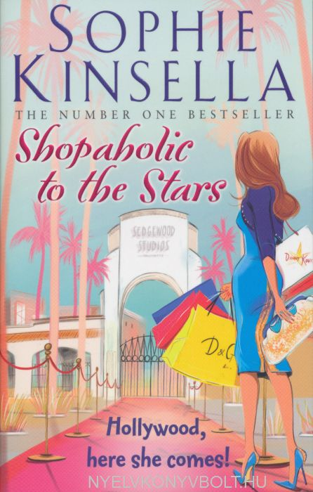 Sophie Kinsella: Shopaholic to the Stars