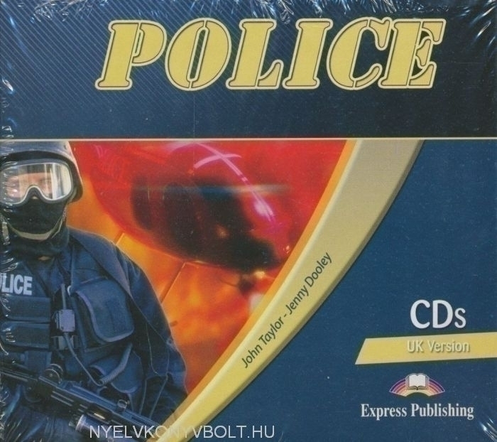 Career Paths - Police Audio CD
