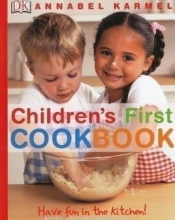 Children's First Cookbook