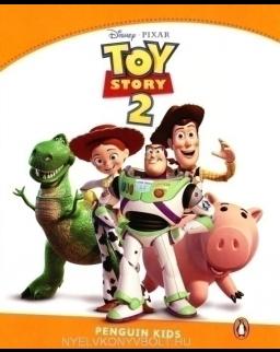 Toy Story 2 - Penguin Kids Disney Reader Level 3
