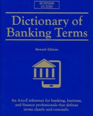 Barron's Dictionary of Banking Terms 7th Edition