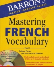 Barron's Mastering French Vocabulary with Practice CD - A Thematic Approach