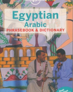 Egyptian Arabic Phrasebook and Dictionary - Lonely Planet