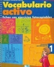 Vocabulario Activo 1 - Fotocopiables
