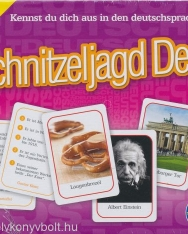 Schnitzeljagd Deutsch - Deutsch spielend lernen (Társasjáték)