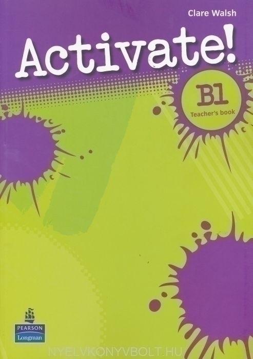 Activate! B1 Teacher's Book