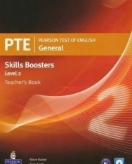 PTE General Skills Boosters 2 Teacher's Book with Audio CD