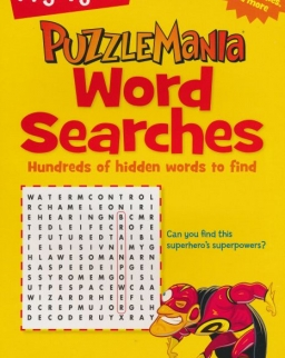 PuzzleMania - Word Searches: Hundreds of hidden words to find