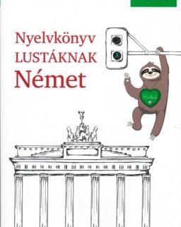 PONS Német nyelvkönyv lustáknak + letölthető mp3 hangfájlok