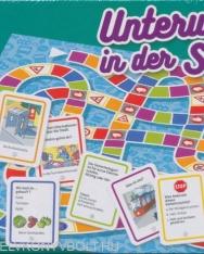 Unterwegs in der Stadt - Spielend Deutsch lernen (Társasjáték)